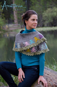 Sandy Hook Shawl